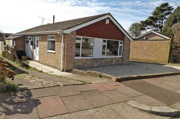 4 Bedrooms Detached Bungalow for sale in Cradock Place, Worthing, West Sussex