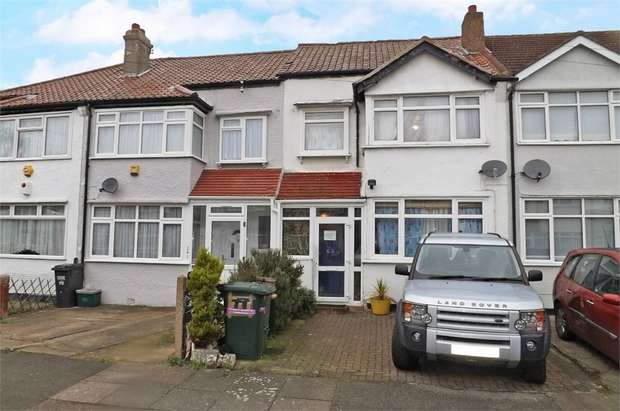 3 Bedrooms Terraced House for sale in Galpins Road, Thornton Heath, Surrey