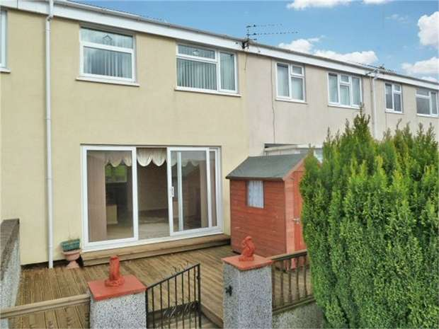 3 Bedrooms Terraced House for sale in Woodside Road, Trevethin, Pontypool, Torfaen