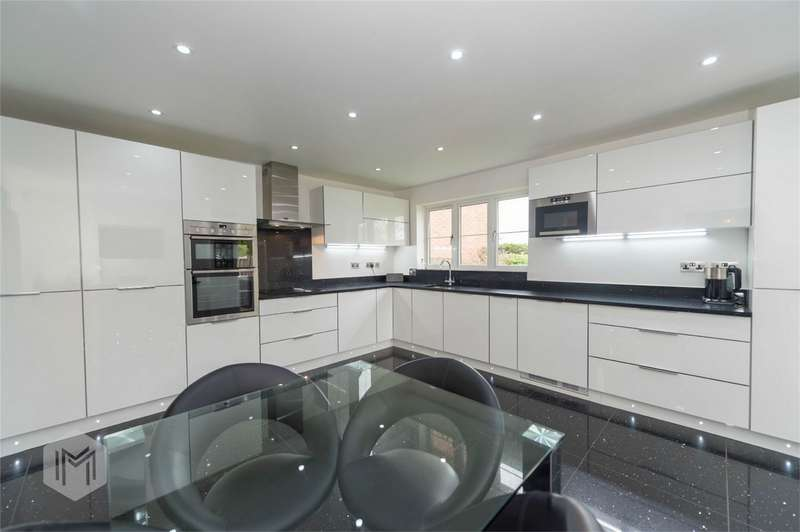 4 Bedrooms Detached House for sale in Delph Way, Whittle-le-Woods, Chorley, Lancashire