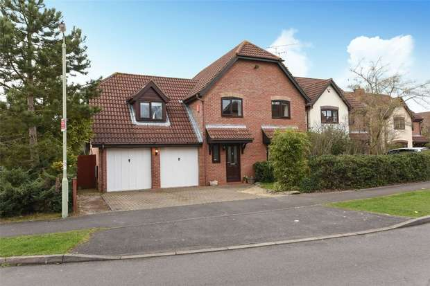 4 Bedrooms Detached House for sale in Payley Drive, WOKINGHAM, Berkshire