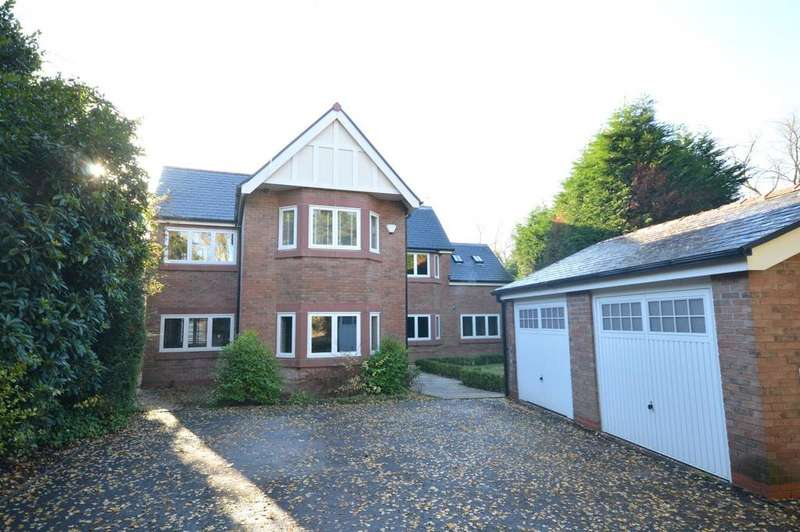 5 Bedrooms Detached House for sale in Windmill Lane, Appleton