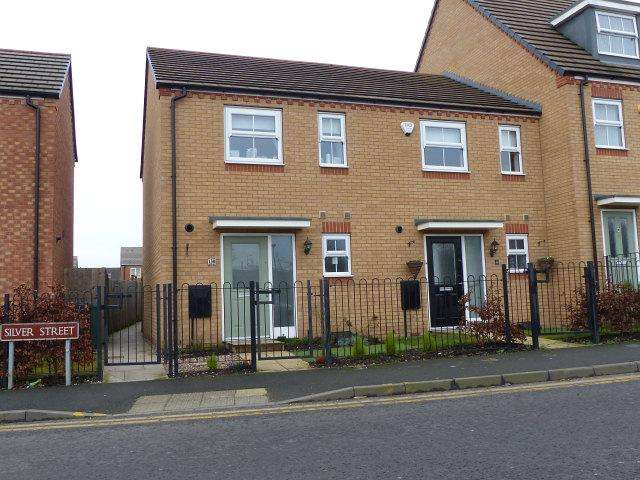2 Bedrooms End Of Terrace House for sale in Silver Street,Brownhills,Walsall