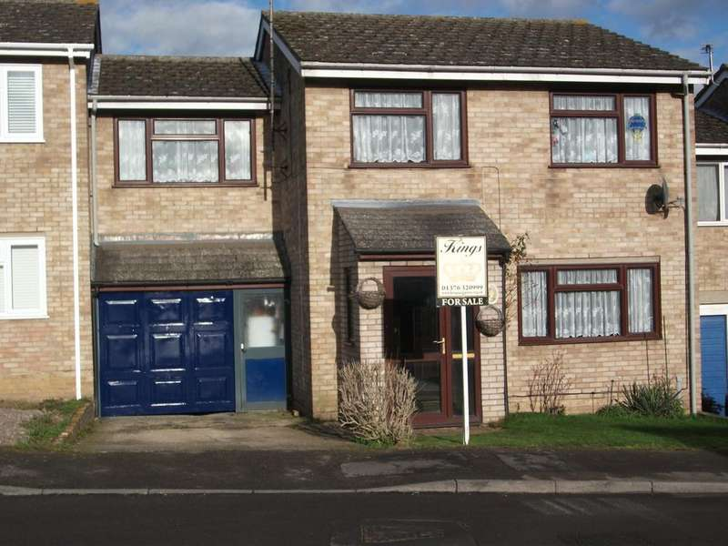 4 Bedrooms House for sale in 4 bedroom Terraced House in Halstead