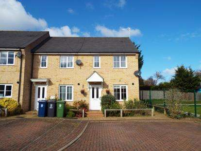 2 Bedrooms End Of Terrace House for sale in Girton, Cambridge, Cambridgeshire