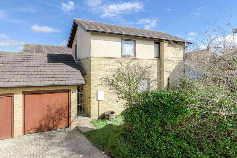3 Bedrooms Detached House for sale in Hambleton Grove, Emerson Valley