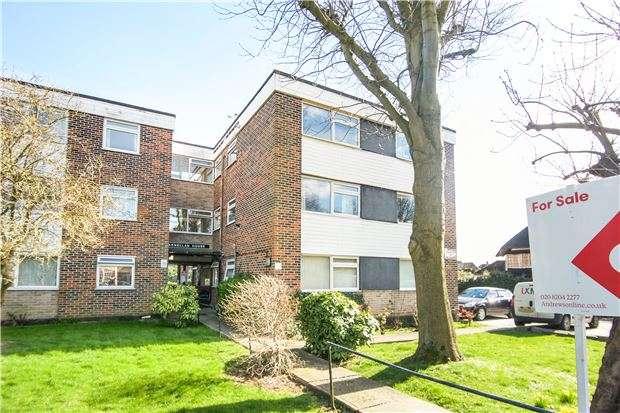 2 Bedrooms Flat for sale in Arnellan House, Slough Lane, KINGSBURY, NW9 8XJ