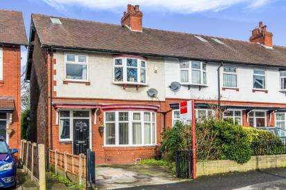 3 Bedrooms End Of Terrace House for sale in Kings Road, Ashton-Under-Lyne, Greater Manchester, Ashton