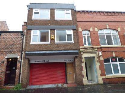 5 Bedrooms Terraced House for sale in Mount Street, Preston, Lancashire