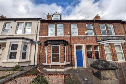 4 Bedrooms Maisonette Flat for sale in Rothbury Terrace, Newcastle Upon Tyne, Tyne and Wear, NE6