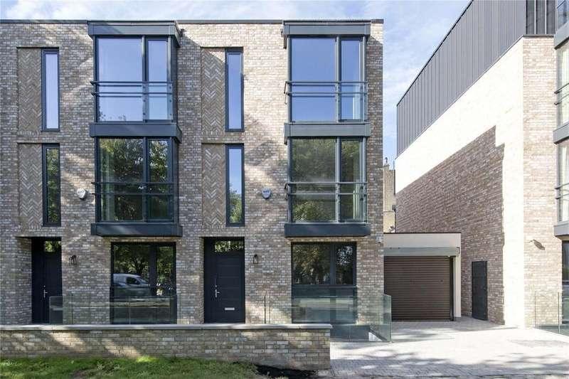 4 Bedrooms Semi Detached House for sale in Bolingbroke Terrace, Bolingbroke Grove, Battersea, London, SW11