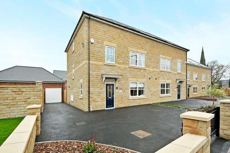 4 Bedrooms Semi Detached House for sale in Church Street, Brierley
