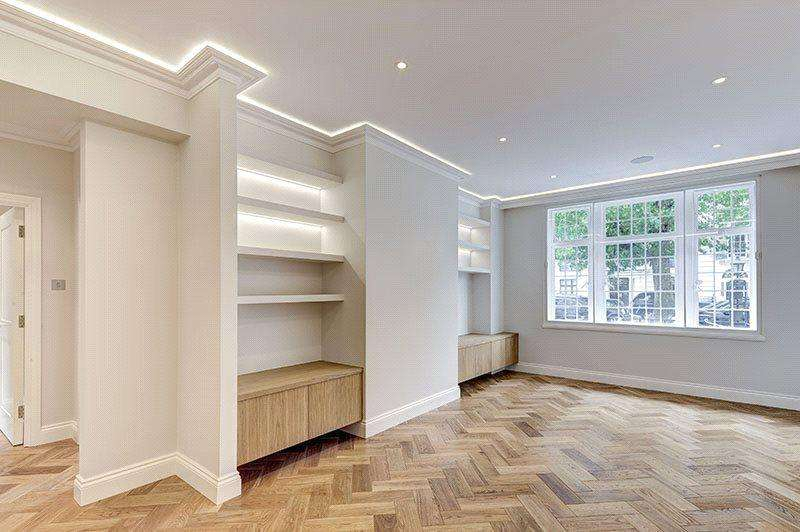2 Bedrooms Flat for sale in Portland Place, Fitzrovia, London, W1B