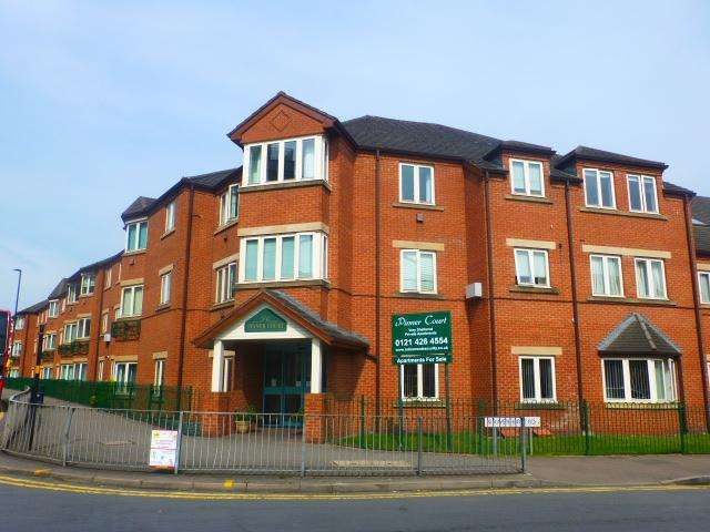 1 Bedroom Apartment Flat for sale in Ravenhurst Road, Harborne, Birmingham, B17 9QL