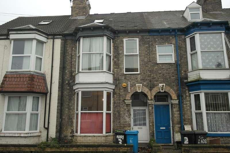 4 Bedrooms Terraced House for sale in Adderbury Grove, Beverley Road, Hull, HU5 1EN