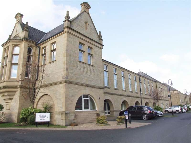 2 Bedrooms Apartment Flat for sale in Crossley Apartments, The Royal, Free School Lane, HX1 2NP