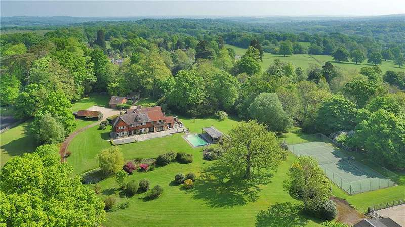 6 Bedrooms Equestrian Facility Character Property for sale in Colemans Hatch, Hartfield, East Sussex, TN7
