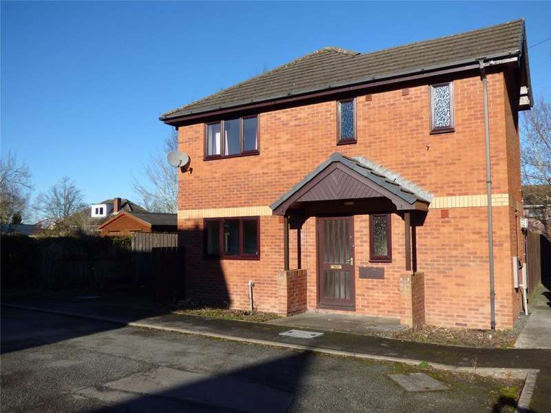 3 Bedrooms Detached House for sale in Oxford Road, Llandrindod Wells, Powys