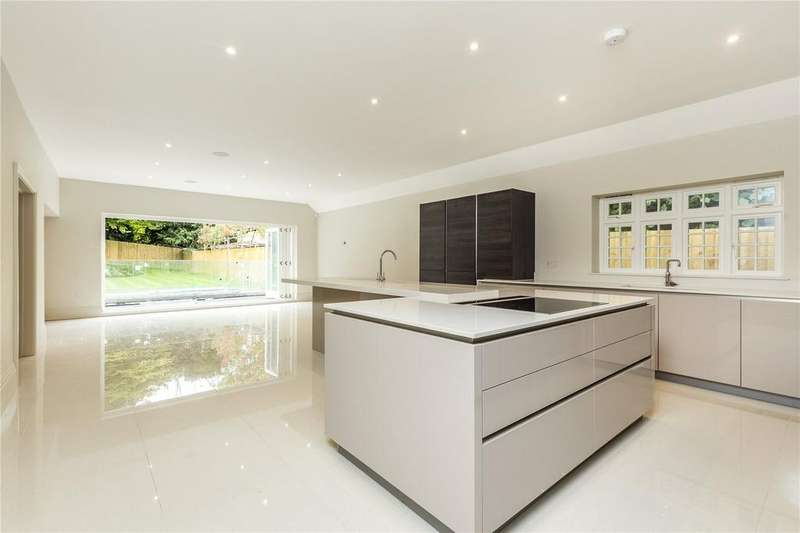 6 Bedrooms Detached House for rent in Burghley Road, Wimbledon, London, SW19