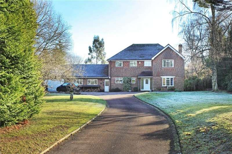 5 Bedrooms Detached House for sale in Tebbs Way, Ightham, Sevenoaks, TN15
