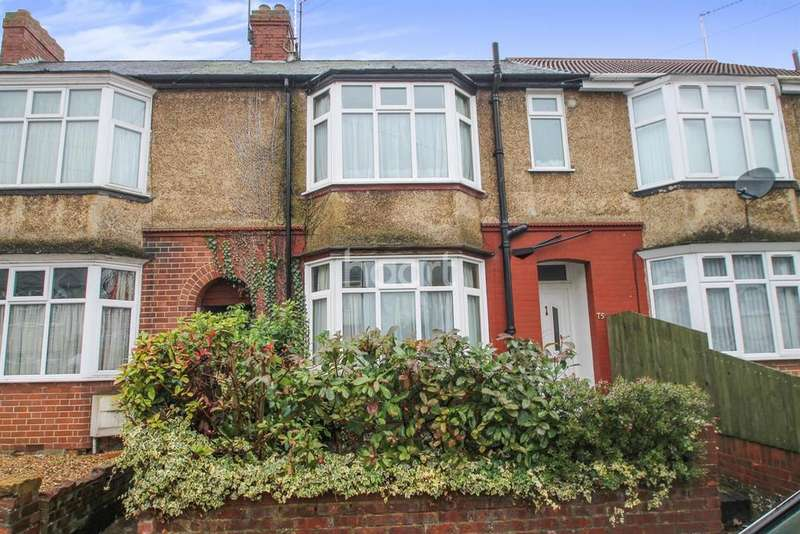 2 Bedrooms Terraced House for sale in St Catherines Avenue
