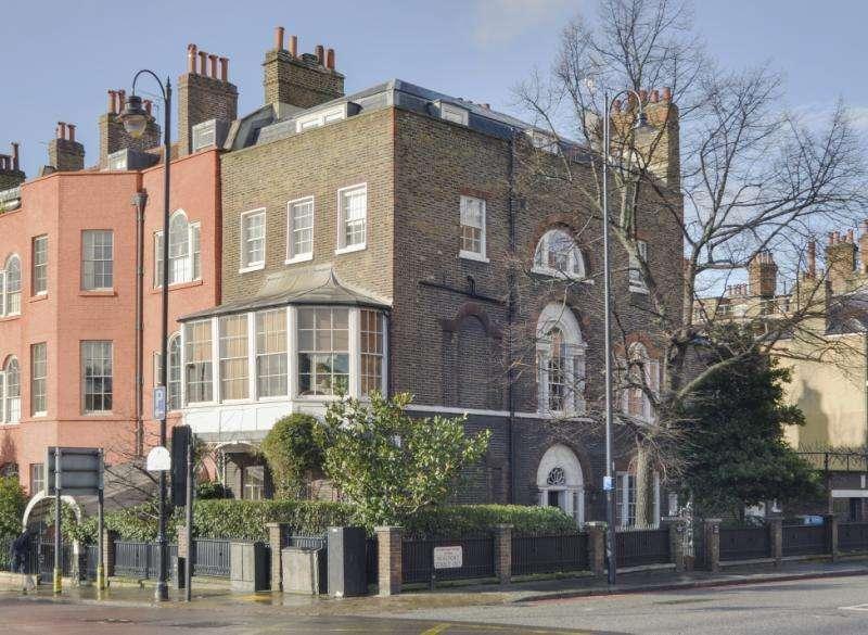 8 Bedrooms Terraced House for sale in Cheyne Walk, London, SW10