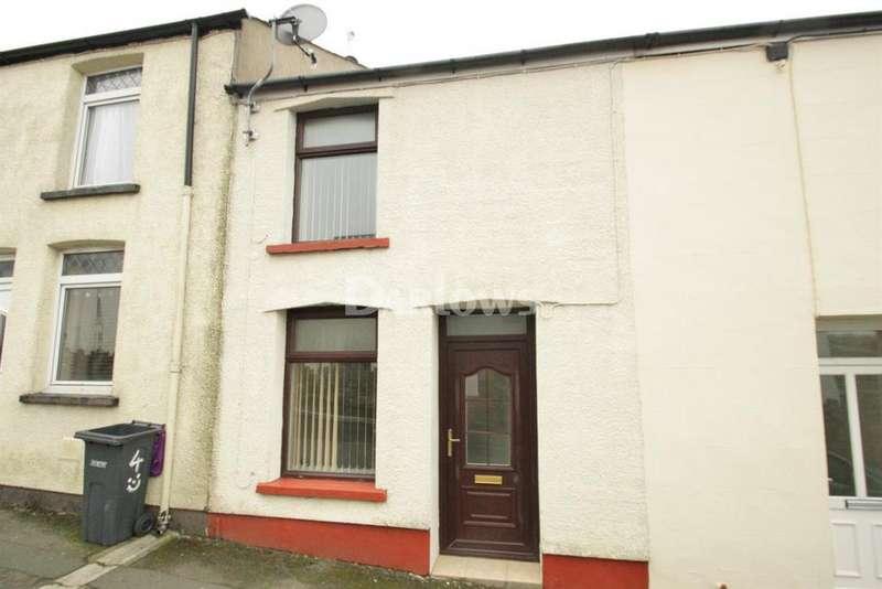 2 Bedrooms Terraced House for sale in Upper Hill Street, Blaenavon,