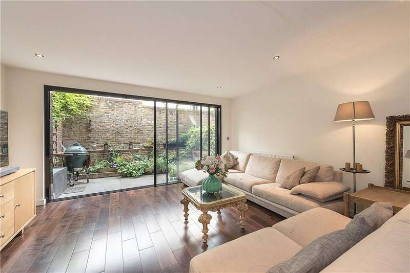 4 Bedrooms Mews House for sale in Abinger Mews, Maida Vale, London, W9