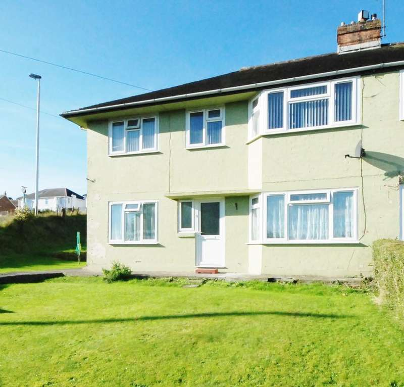 2 Bedrooms Apartment Flat for sale in Penparcau, Aberystwyth