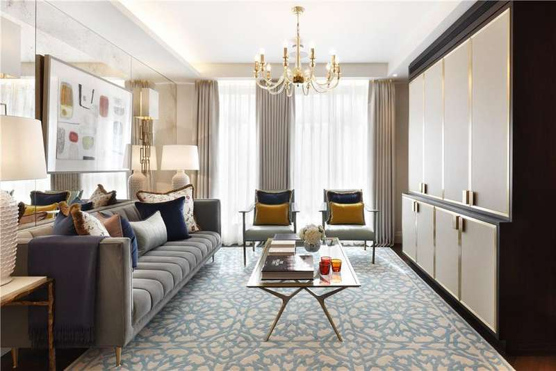 1 Bedroom Flat for sale in Beau House, 102 Jermyn Street, London, SW1Y