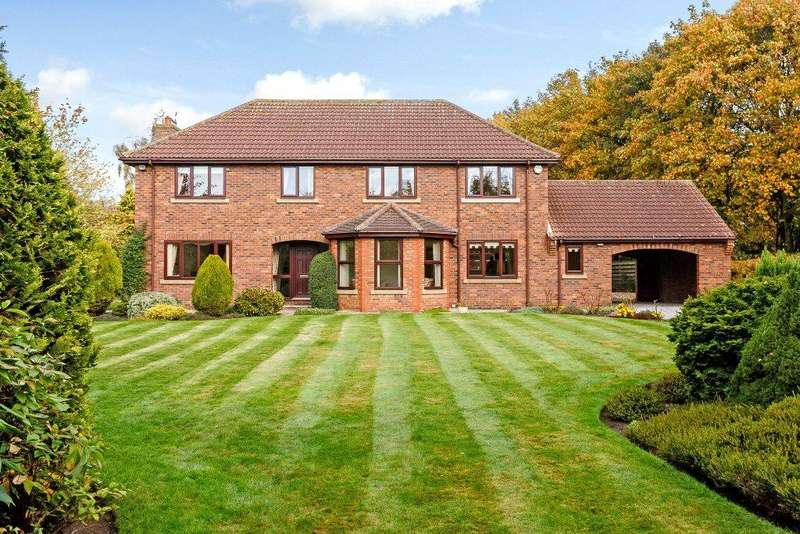 5 Bedrooms Detached House for sale in Northfields, Barmby Moor, York, YO42