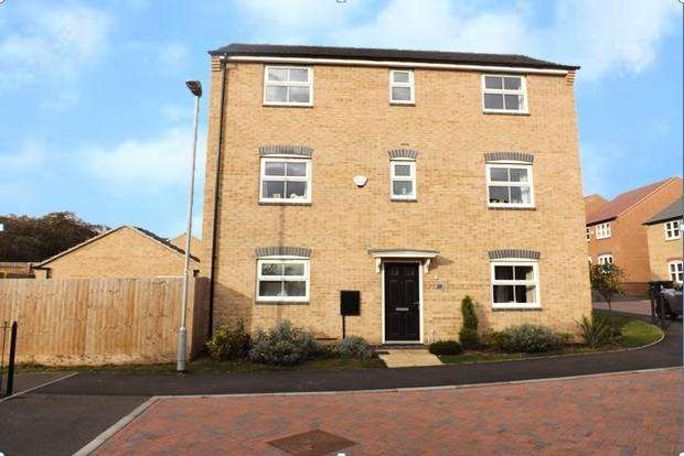 4 Bedrooms Detached House for sale in Woodhorn Close, Arnold, Nottingham, NG5