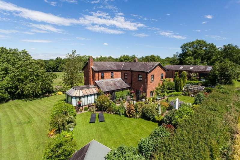 6 Bedrooms Detached House for sale in Morley Green, Wilmslow