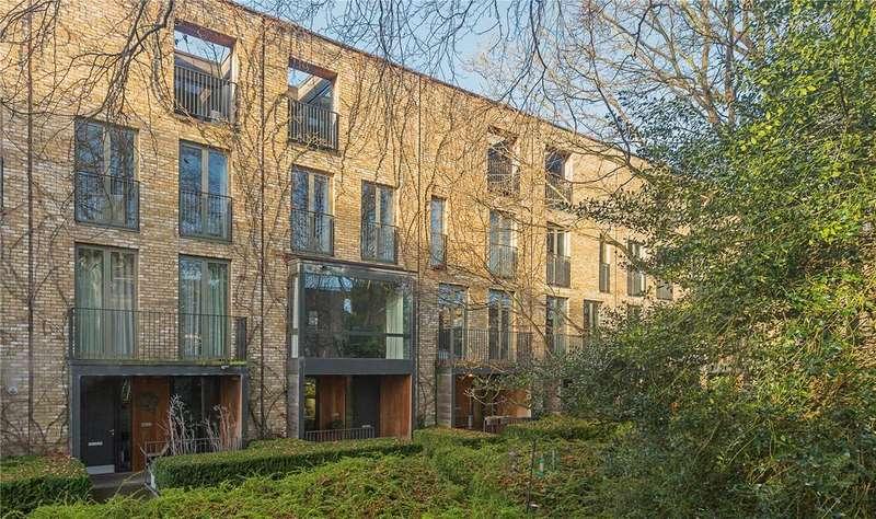 5 Bedrooms Terraced House for sale in Aberdeen Avenue, Cambridge, Cambridgeshire, CB2