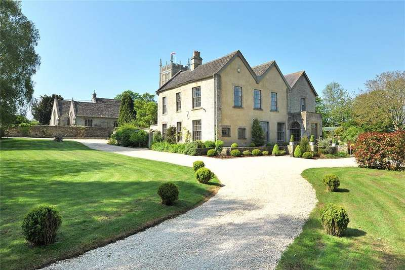 7 Bedrooms Unique Property for sale in Burton, Wiltshire, SN14