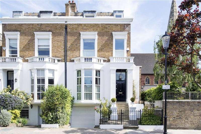 6 Bedrooms Semi Detached House for sale in Elm Park Road, Chelsea, London, SW3