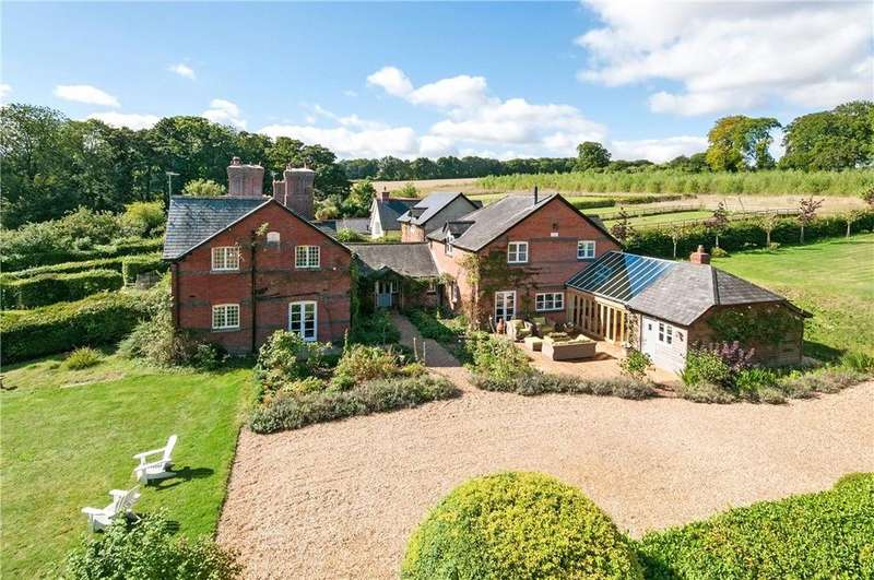 5 Bedrooms Semi Detached House for sale in Northington, Alresford, Hampshire, SO24