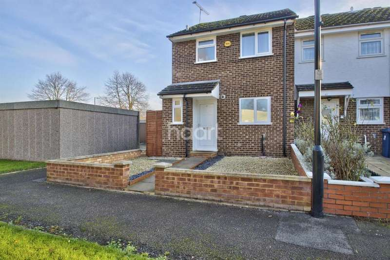 3 Bedrooms End Of Terrace House for sale in Swallow Drive, Northolt