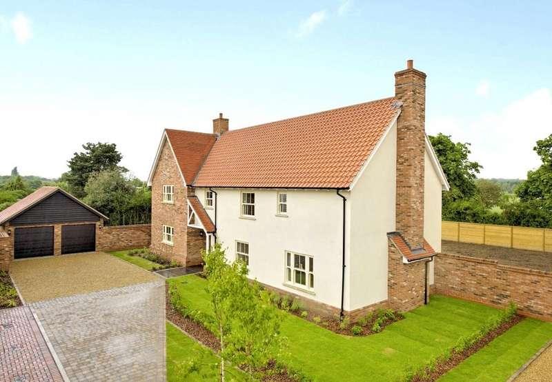5 Bedrooms Detached House for sale in Langford Park, Hatfield Road, Langford, Maldon, Essex, CM9