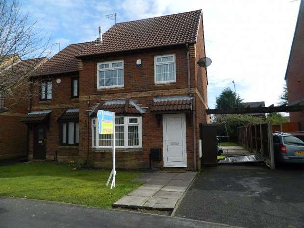 3 Bedrooms Semi Detached House for sale in Hatfield Close, Liverpool, L12