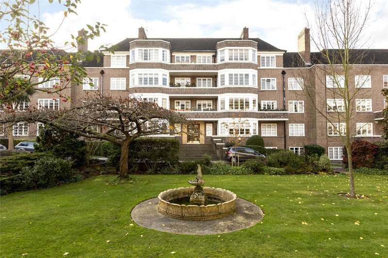 3 Bedrooms Flat for sale in Exeter House, Putney Heath, London, SW15