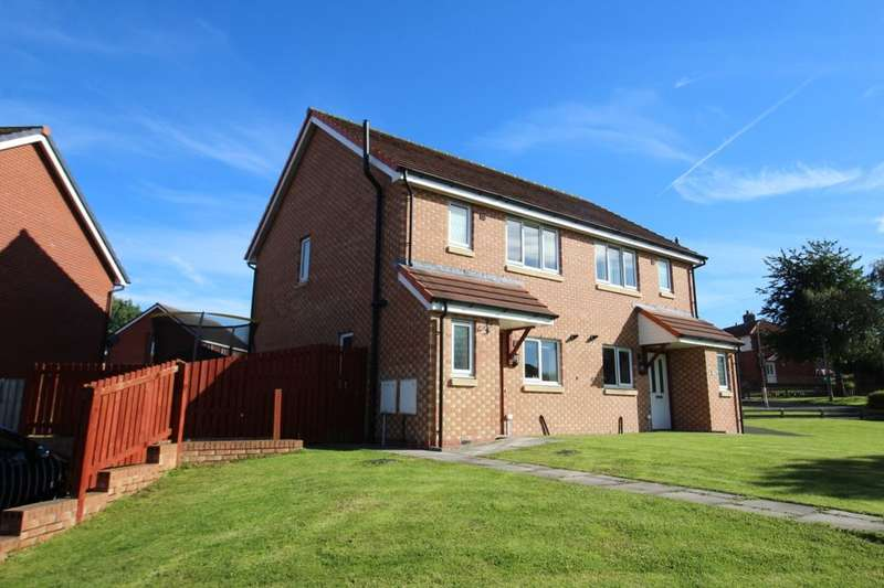 3 Bedrooms Semi Detached House for sale in Thomlinson Avenue, Carlisle, CA2