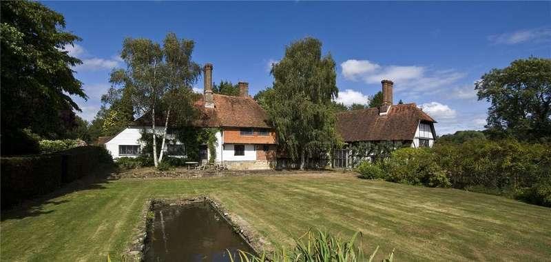 9 Bedrooms Detached House for sale in Wadhurst, Wenbans Lane, Wadhurst, East Sussex, TN5