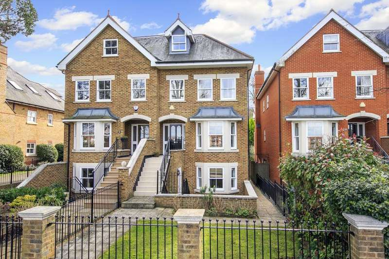 6 Bedrooms Semi Detached House for sale in Cromwell Road, Teddington, TW11