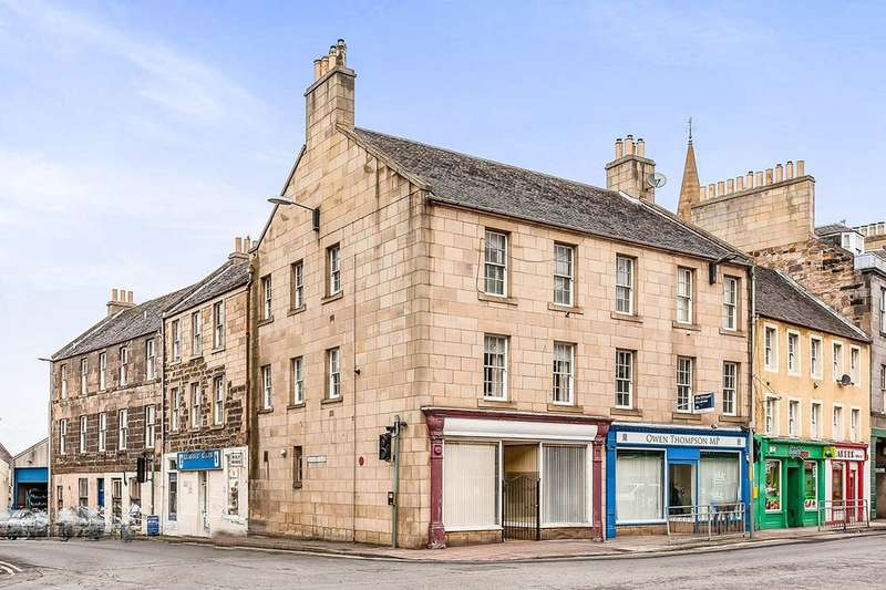 1 Bedroom Flat for sale in High Street, Dalkeith, EH22