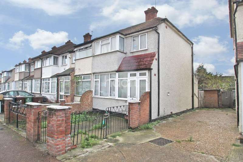2 Bedrooms End Of Terrace House for sale in Beam Avenue