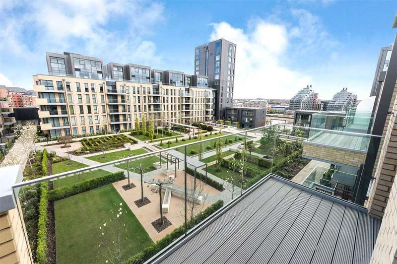 3 Bedrooms House for sale in Ravensbourne Apartments, 5 Central Avenue, London, SW6
