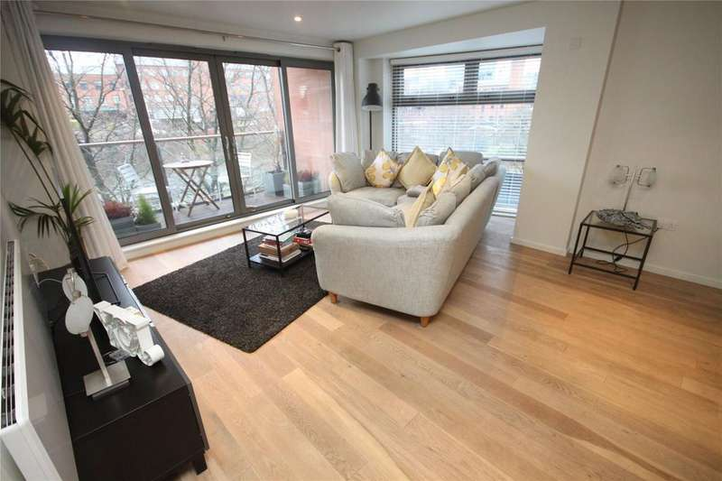 2 Bedrooms Flat for sale in Castlegate, Chester Road, Manchester, Greater Manchester, M15