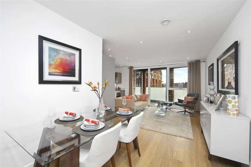 2 Bedrooms Flat for sale in 53 Oldridge Road, London, SW12