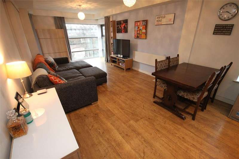 2 Bedrooms Flat for sale in Worsley Mill, Blantyre Street, Manchester, Greater Manchester, M15